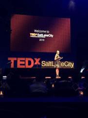 Emcee for TEDx SLC